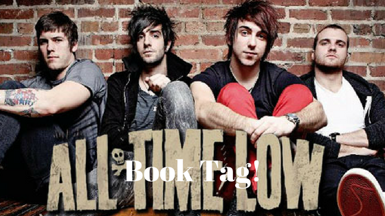 All Time Low Book Tag